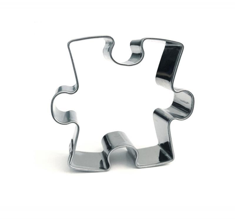 Ausstecher Puzzle 5cm