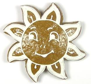 Ausstecher Sonne No.3 - 7cm