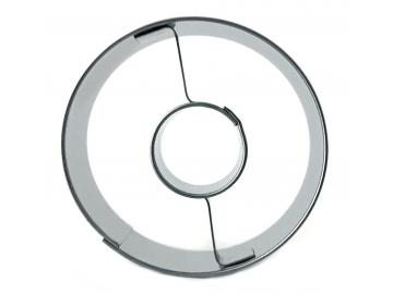 Ausstecher Ring mit Innenkreis 35mm