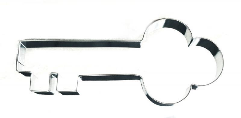 Ausstecher Schlüssel 14x6cm