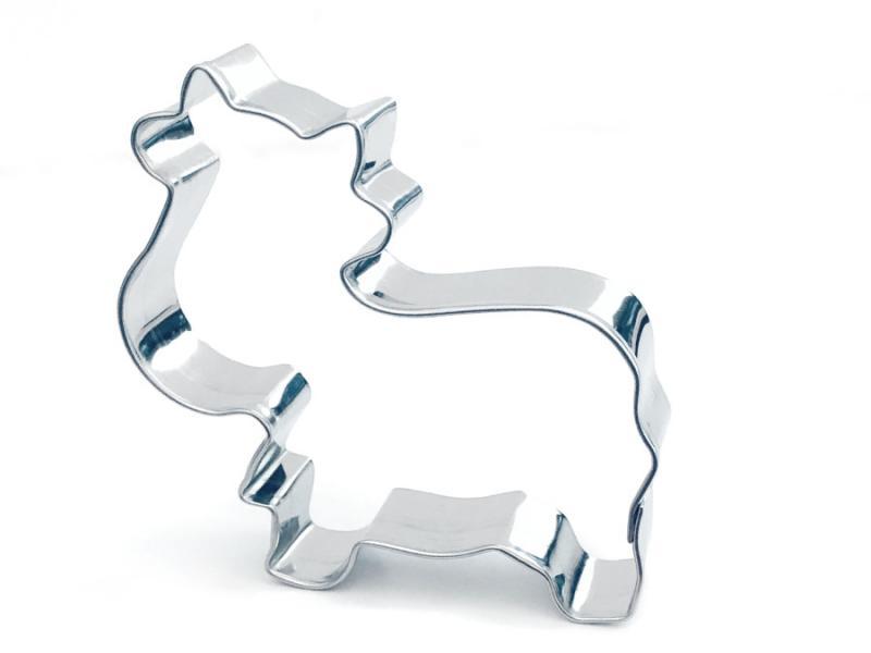 Ausstecher Kuh