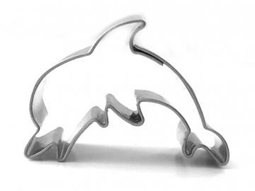 Ausstecher Delphin 3,5cm klein