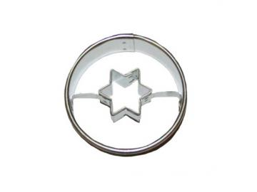Ausstecher Linzer 4cm Stern