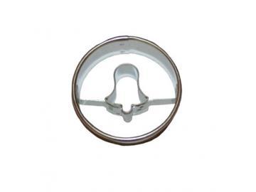 Ausstecher Linzer 4cm Glocke