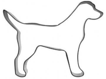 Ausstecher Labrador Retriever 10cm