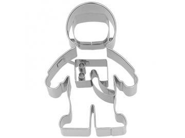 Ausstecher Astronaut Edelstahl Ausstechform 8cm