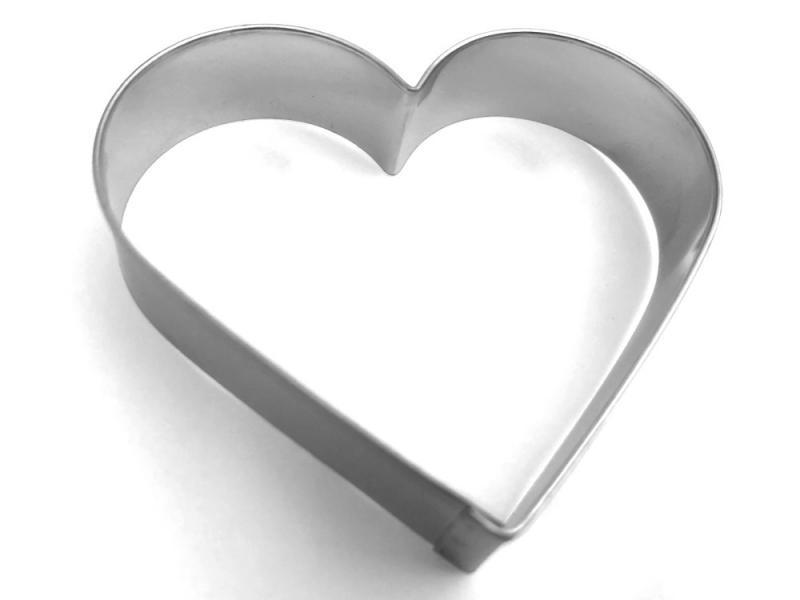 Ausstecher 3er Set Herz