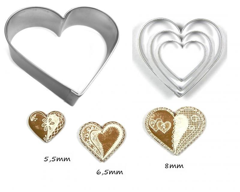 Ausstecher Herz 5,5cm