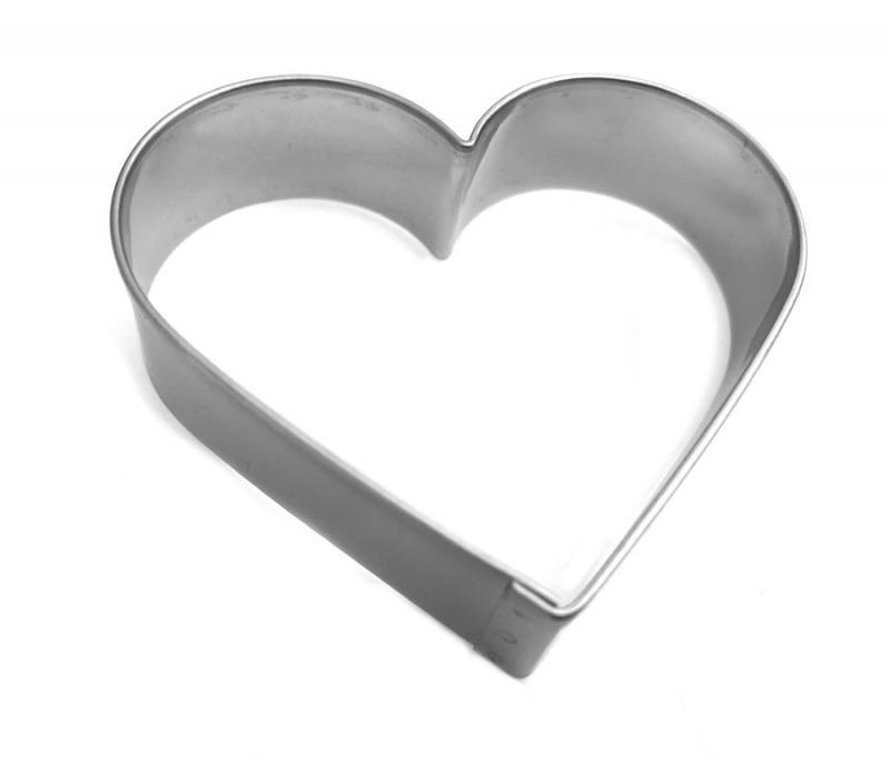 Ausstecher Herz 6,5cm