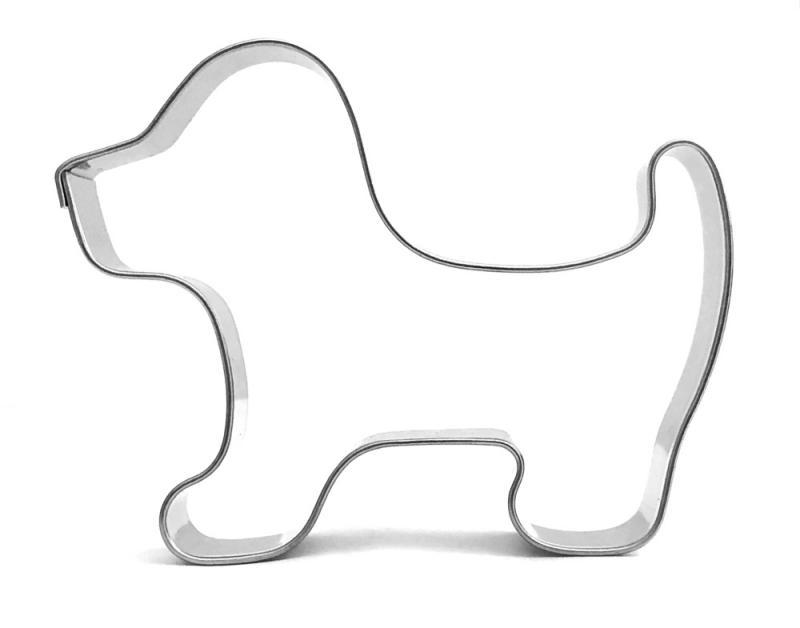 Ausstecher Hund  53x70mm
