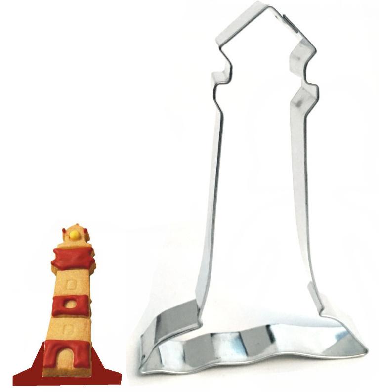 Ausstecher Leuchtturm