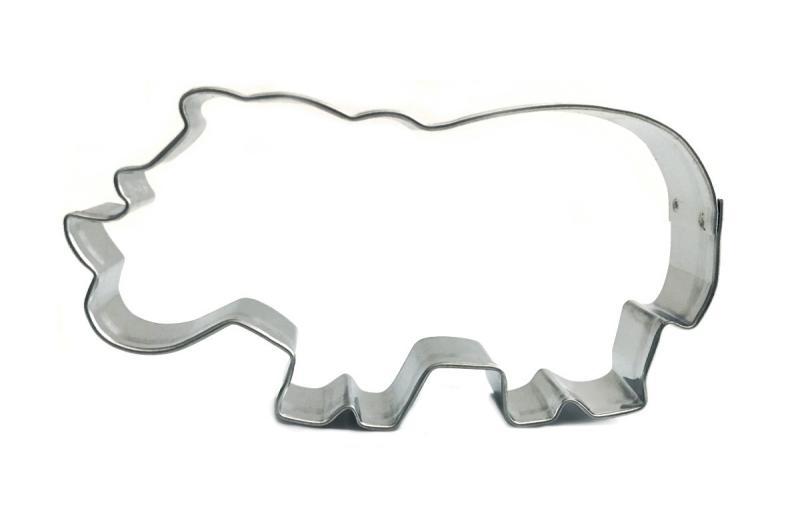 Ausstecher Nashorn 85mm