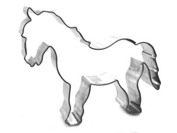 Ausstecher Pferd 63x55mm
