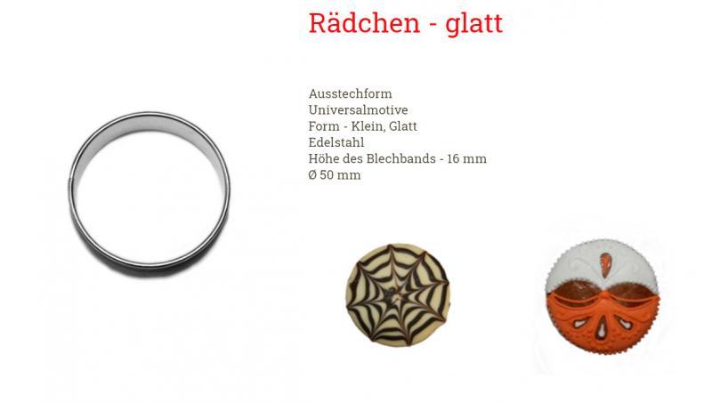 Ausstecher Ring 5cm