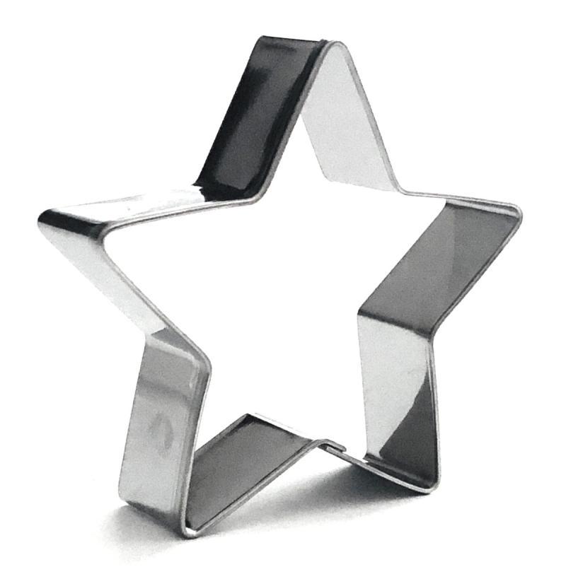 Ausstecher Stern 4,2cm