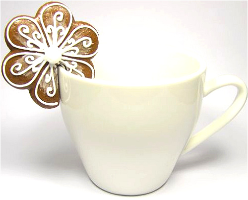 Ausstecher Tassenkeks Blume