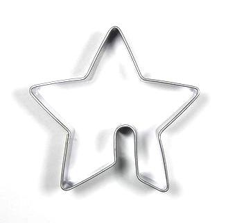 Ausstecher Tassenkeks Stern
