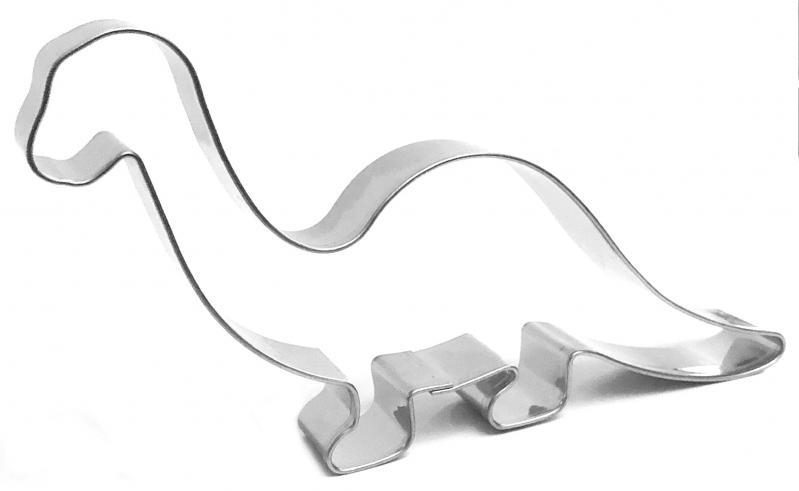Ausstecher Brontosaurus  68x105mm