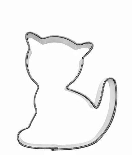 Ausstecher Katze  52x43mm