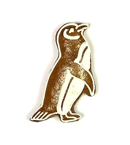 Ausstecher Pinguin  58x38mm