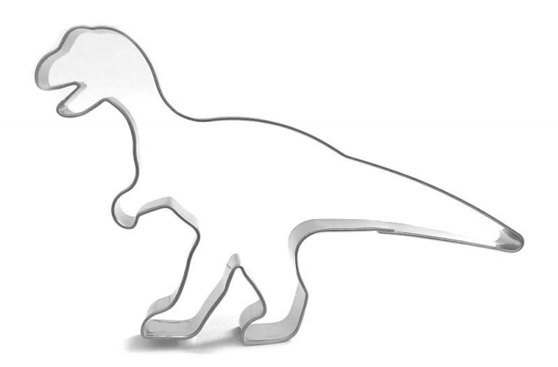 Ausstecher Tyrannosaurus 63x105mm