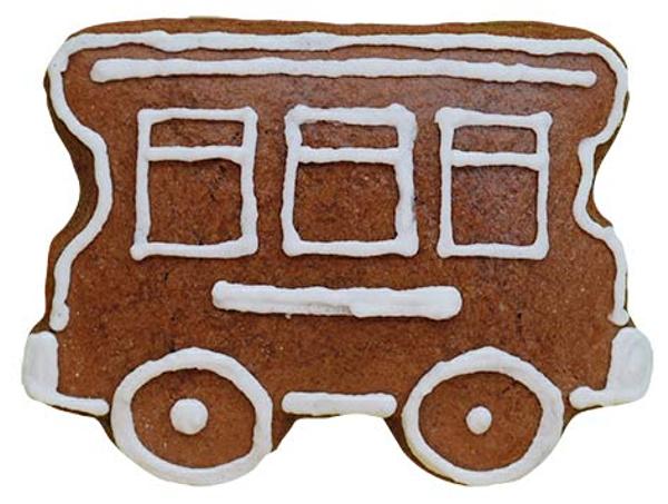 Ausstecher Wagon 6cm