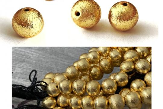 Metall Perle